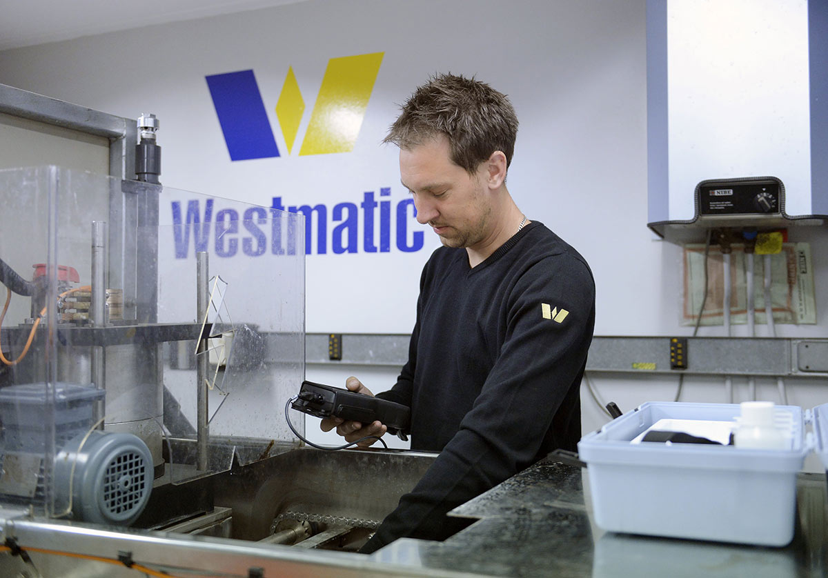Westmatic Parts and Service