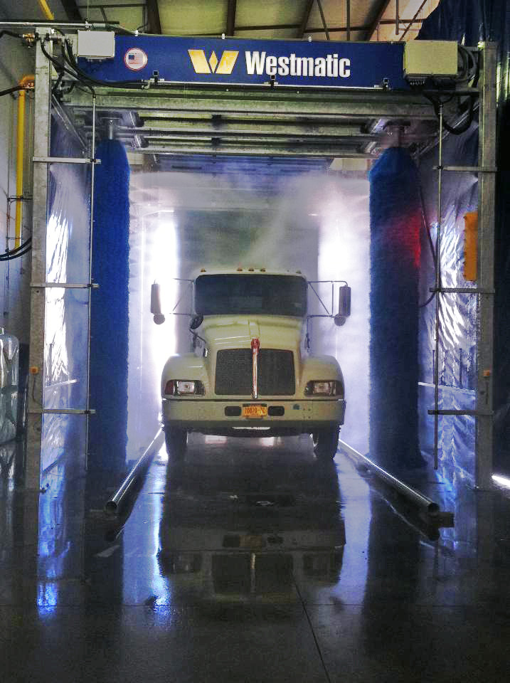 2-Brush Rollover Vehicle Wash System