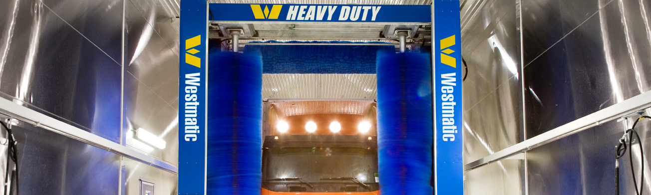 Rollover Heavy Duty Truck Wash