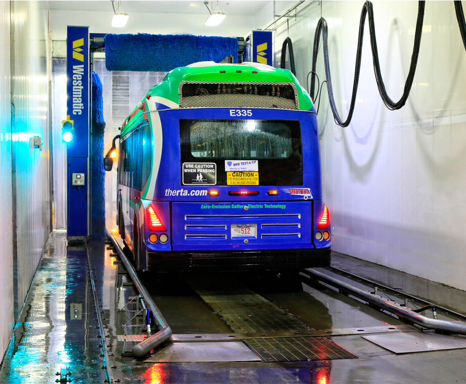 Public Transport Wash