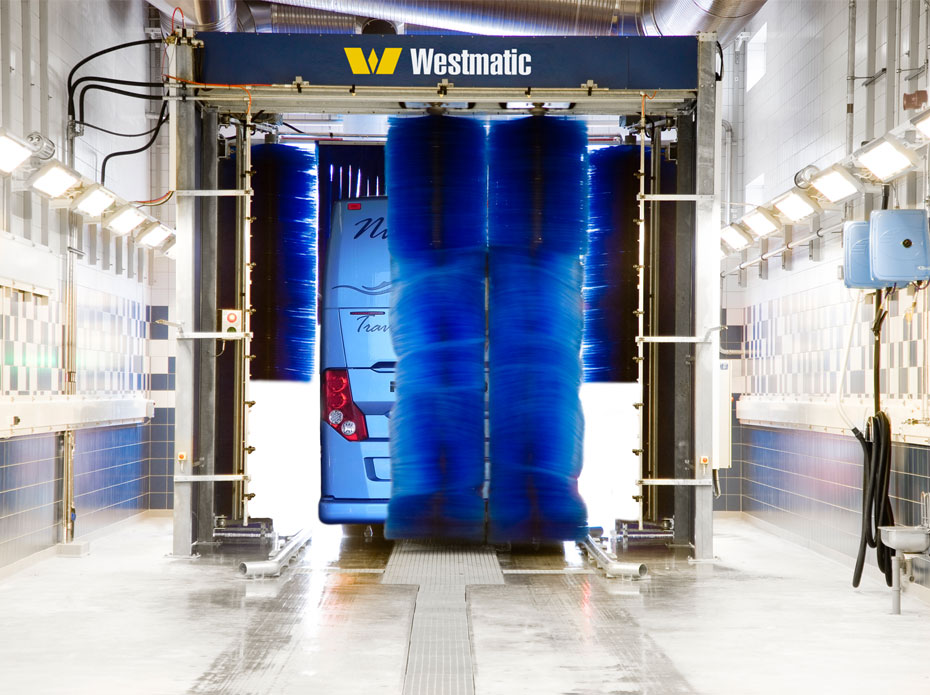 Drive-Through Wash Systems