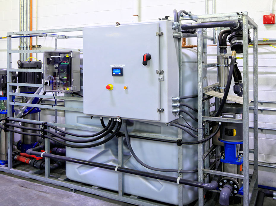Water Recycling Systems from Westmatic