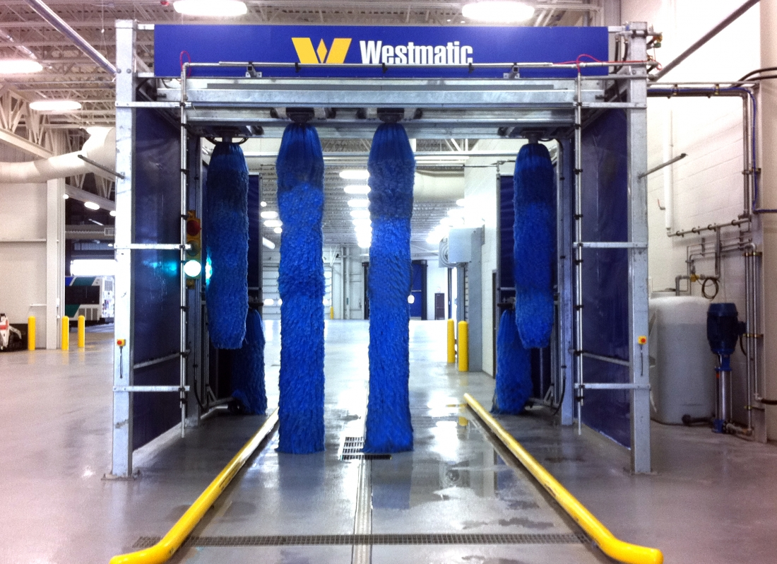 Atlanta Vehicle Wash System
